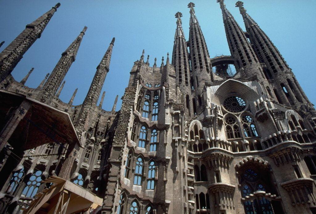 Bezobciachowcy. Gaudi