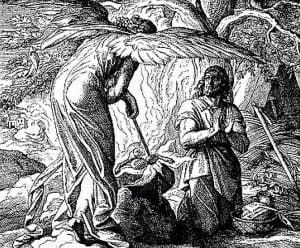 Biblijni bohaterowie walki