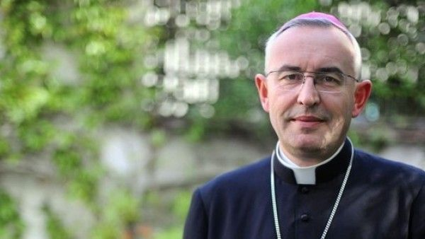 Biskup Piotr Jarecki na nowo podejmuje obowiązki biskupa pomocniczego