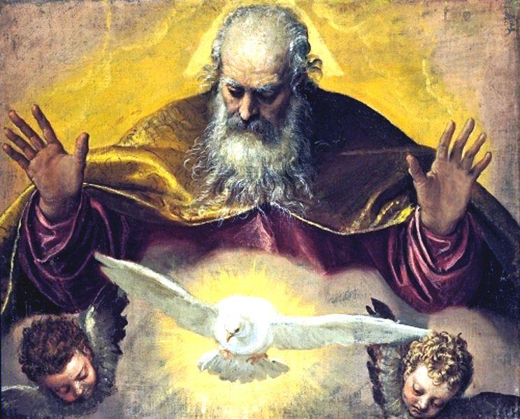 Bóg się rodzi. Jest moc!