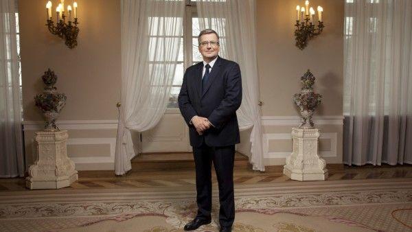 Bronisław Komorowski: Jan Paweł II papieżem polskiej wolności