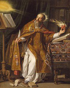 Burzliwe życie iwybory św.Augustyna