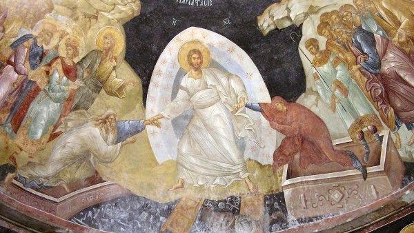 Co robił Jezus w Wielką Sobotę?
