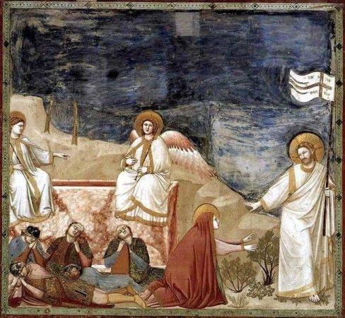 CUD ZMARTWYCHWSTANIA – cz.3: Kradzież czyZmartwychwstanie?