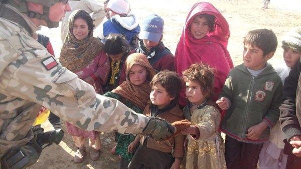 Czapki Włóczkersów w Afganistanie