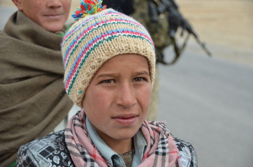 Czapki Włóczkersów wAfganistanie