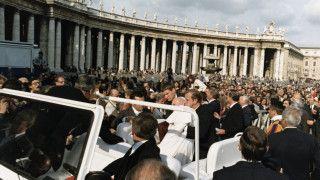 Rocznica zamachu naJana Pawła II