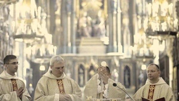 Dominikanie - święcenia kapłańskie 2013