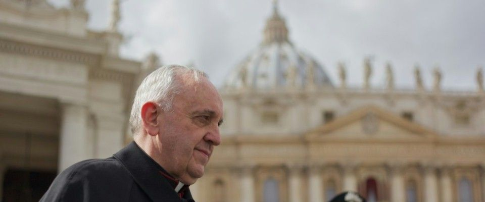 Domowe risotto Bergoglio