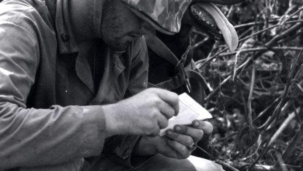 Droga Krzyżowa na podstawie korespondencji wojennej