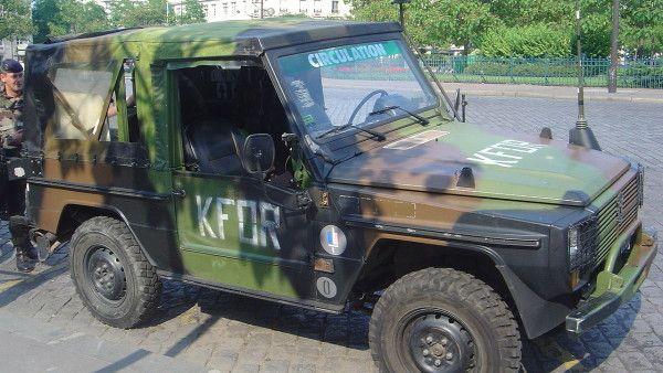 Droga Krzyżowa na polskiej misji wojskowej w Kosowie