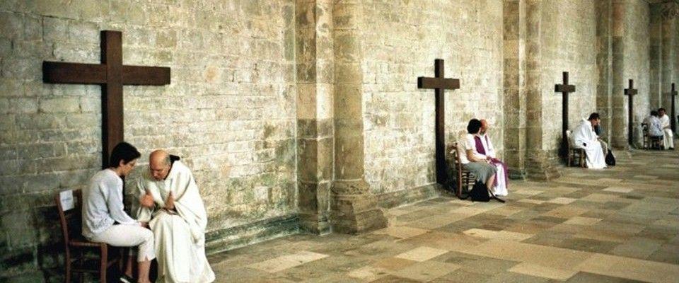 Droga Krzyżowa woczekiwaniu naŚDM