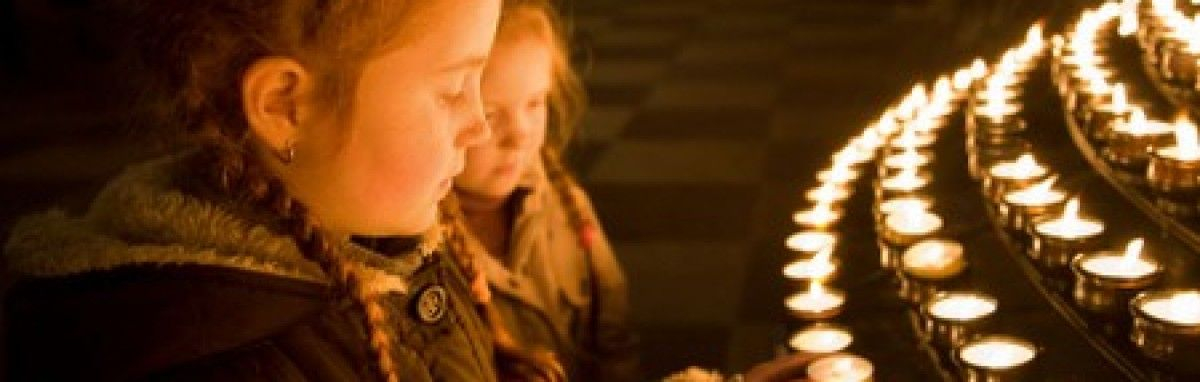 Dziecko w kościele - 7 wskazówek dla rodzica