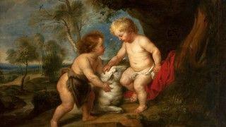 Dziś wKościele uroczystość narodzin św.Jana Chrzciciela