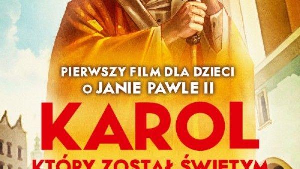 Film o Janie Pawle II dla dzieci