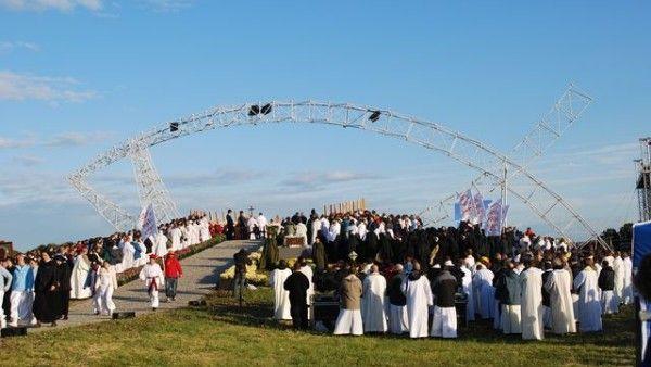 Franciszek do uczestników spotkania na Lednicy