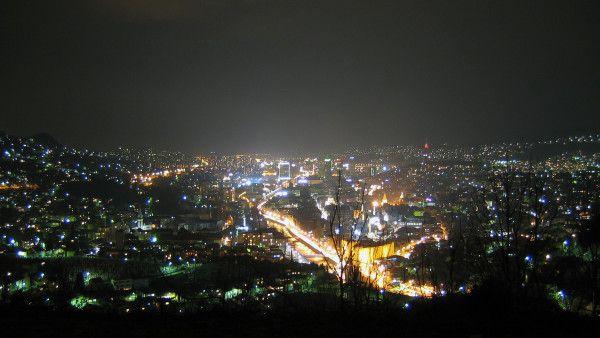 Franciszek jedzie do Sarajewa