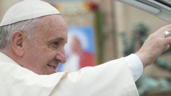 Franciszek: potrzebujemy łaski poczucia się grzesznikami