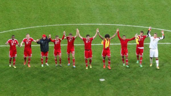 Franciszek przyjmie na audiencji piłkarzy FC Bayern