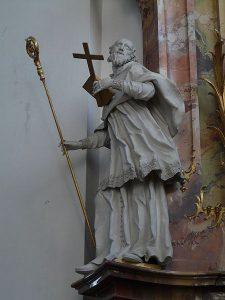 Franciszek Salezy: światowiec pośród świętych