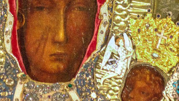 Franciszek zachęca Polaków, by w maju szczególnie oddawali cześć Maryi