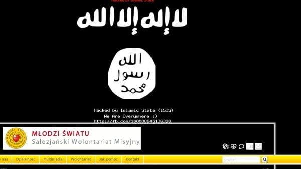 Islamscy hakerzy zaatakowali w Polsce!