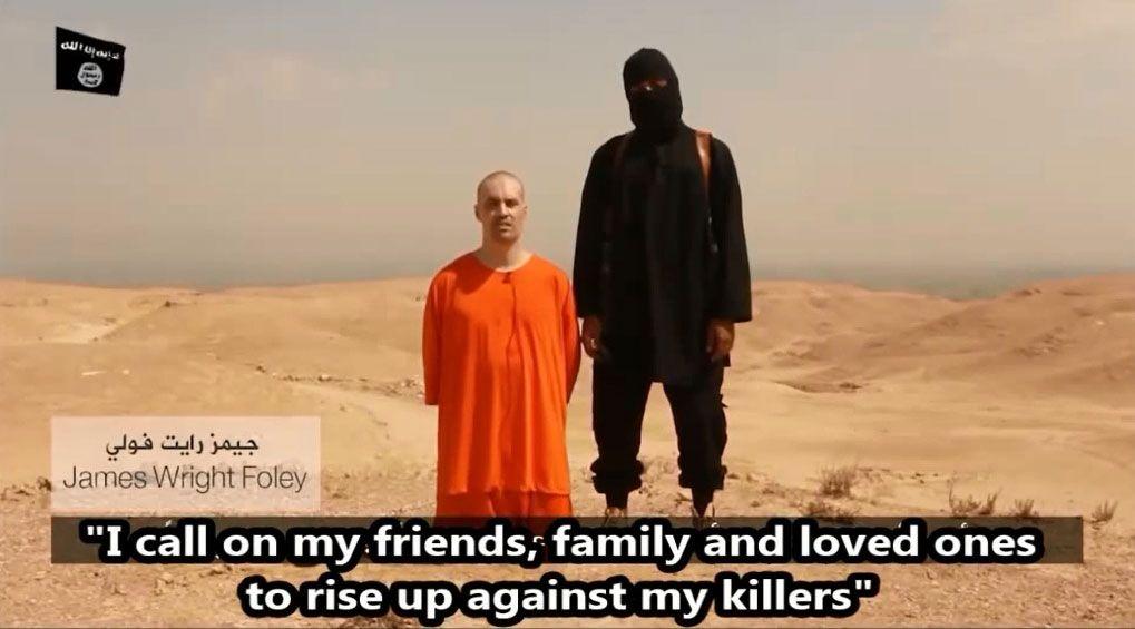Jak mam kochać islamistycznego psychopatę?