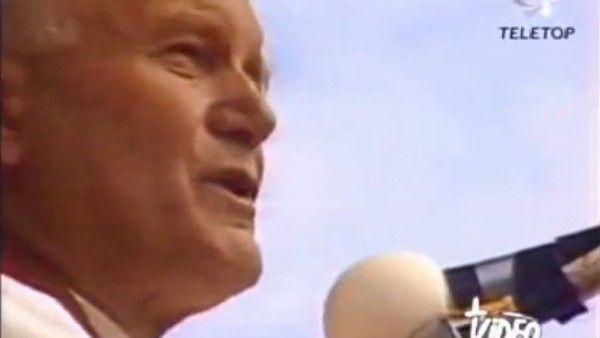 Jan Paweł II: Każdy ma swoje Westerplatte
