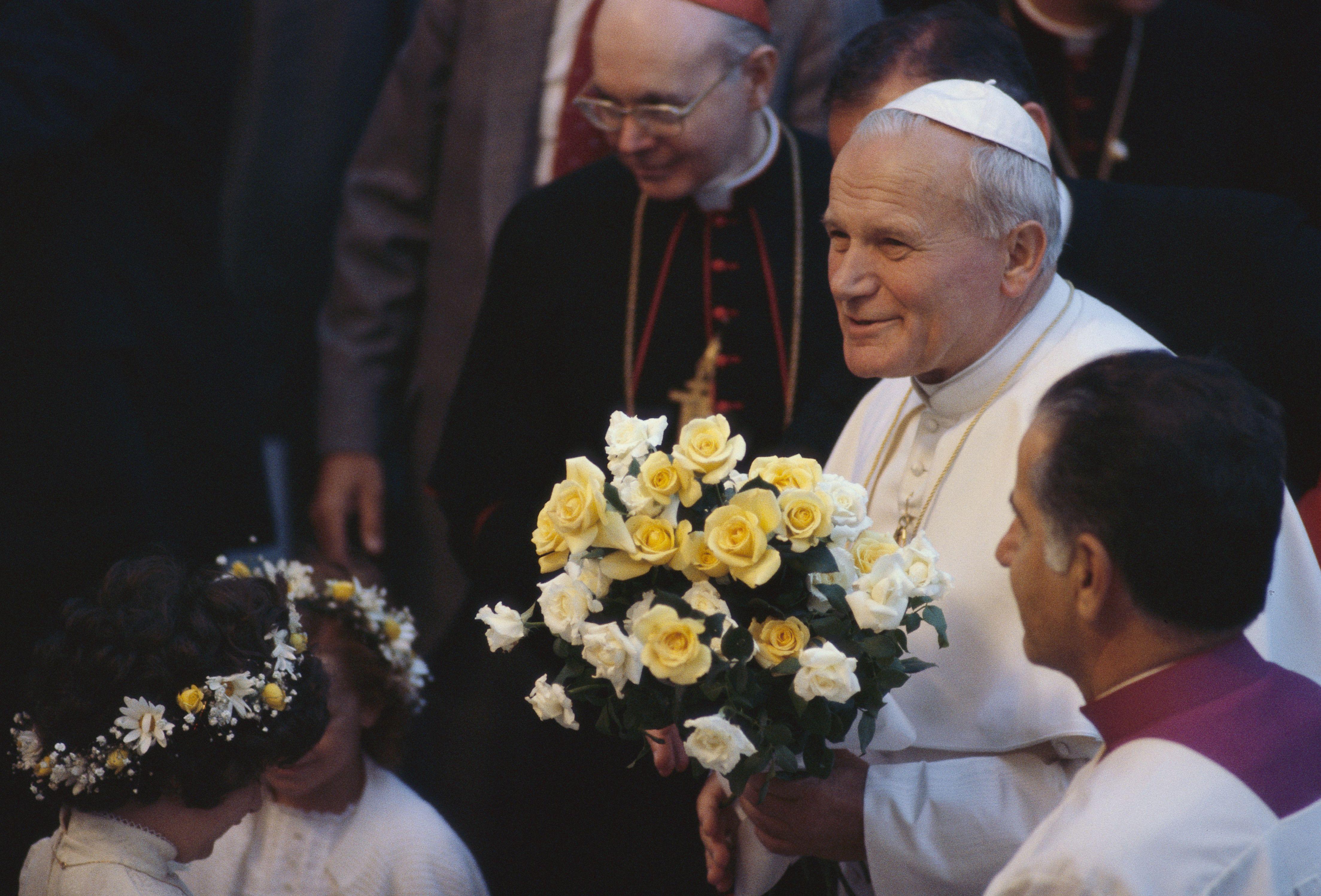 Jan Paweł II – patron rodzin