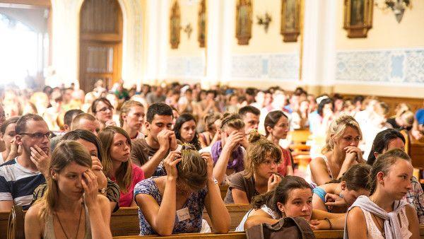 Jasna Góra zdobyta - fotorelacja z dominikańskiej pielgrzymki 2013