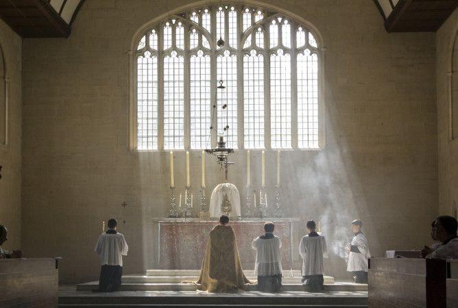 Jesteśmy Kościołem Katolickim, witajcie w domu!