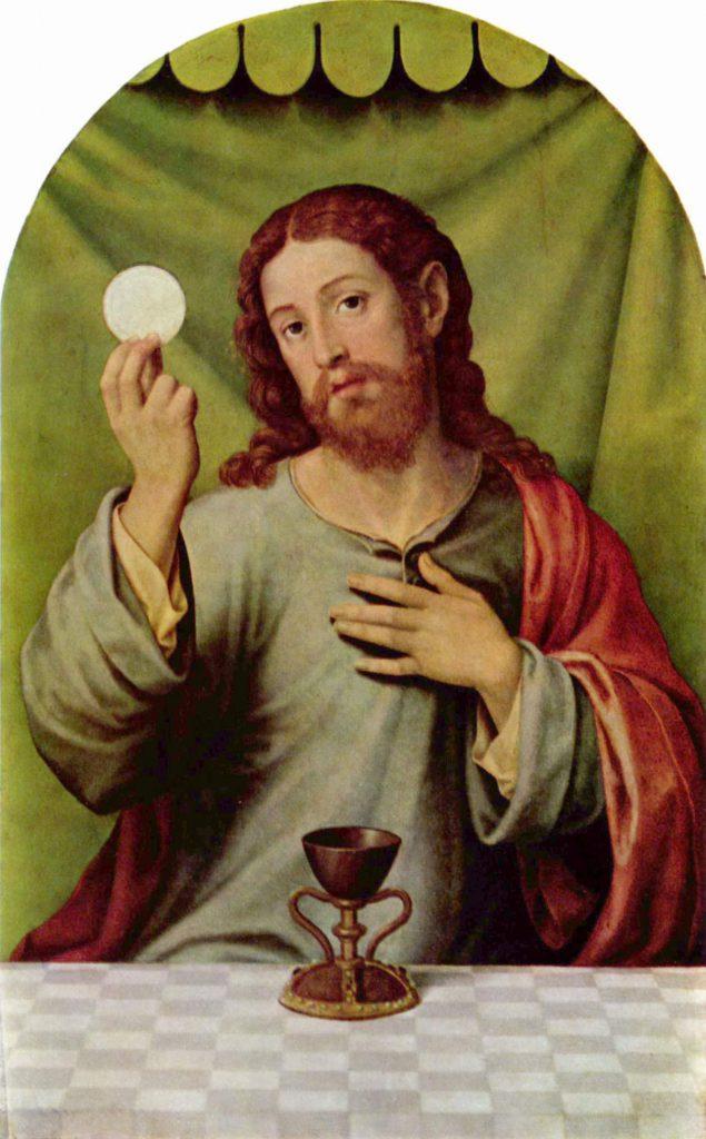 Jezus Chrystus - kapłan nowego przymierza