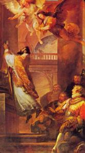 Józef zKupertynu. Święty wysokich lotów