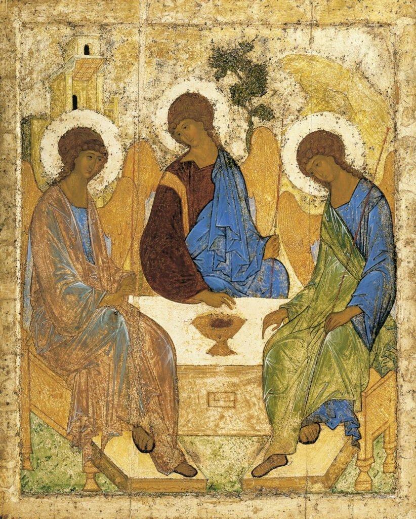 Jutro Niedziela - Trójcy Świętej A