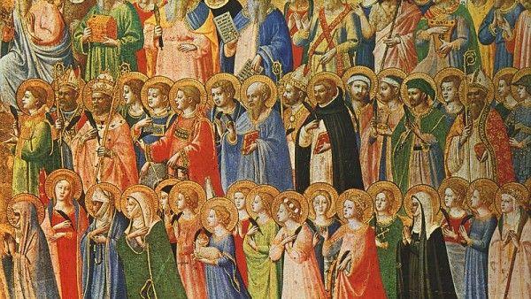 Oco chodzi wkulcie świętych?