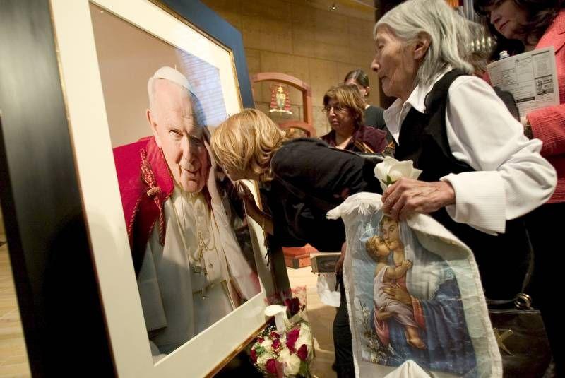 Kanonizacja dwóch Papieży