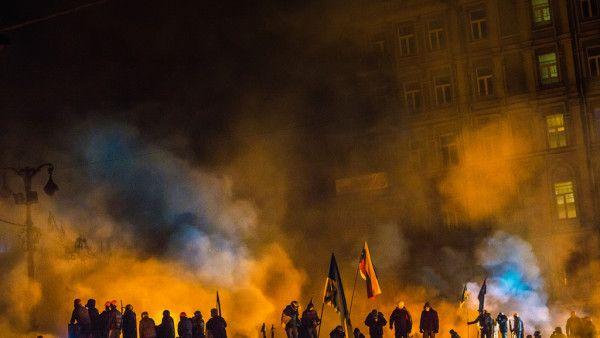 Kard. Huzar: rozwiążmy sytuację na Krymie bez rozlewu krwi