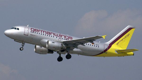 Katastrofa samolotu lecącego z Barcelony do Dusseldorfu