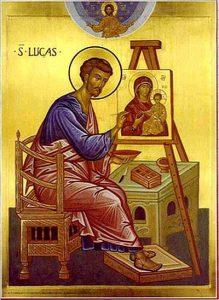 Kim był św.Łukasz?