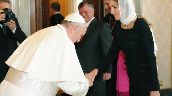 Królowej jordańskiej kłaniajmy (się)
