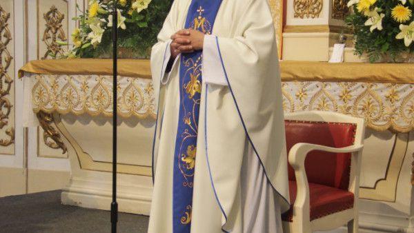 Ks. Michał Janocha - nowy warszawski biskup pomocniczy