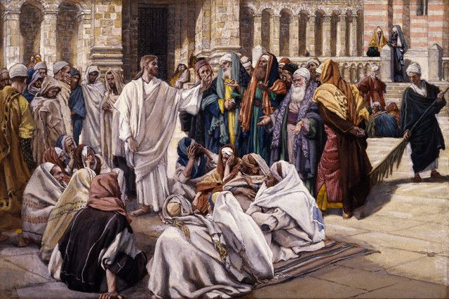 Księża, faryzeusze, rabini