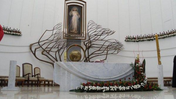 Łagiewniki: młodzi w trakcie ŚDM muszą tu doświadczyć obecności miłosiernego Chrystusa