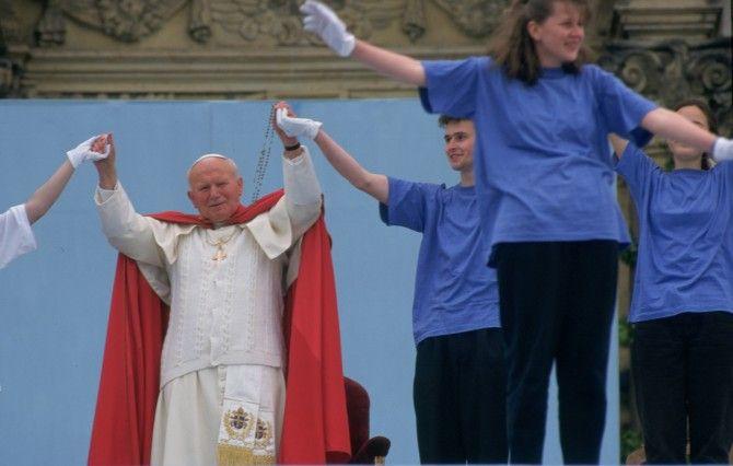 Lednica: odpowiedź nawezwanie Jana Pawła II