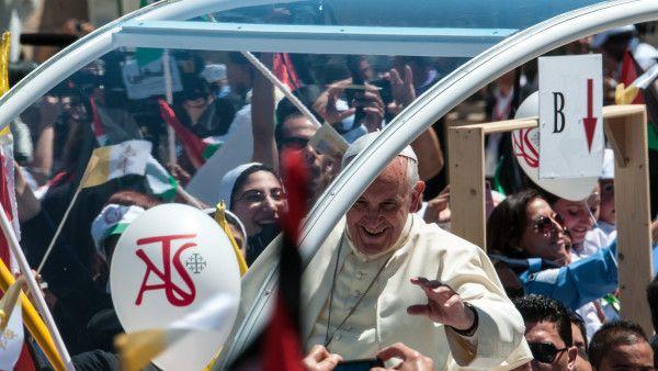 List papieża do prezydenta Iraku