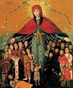 Litania Loretańska. Modlitwa szturmowa