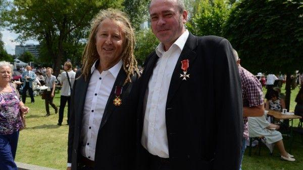 Malejonek i Budzyński odznaczeni przez Prezydenta!