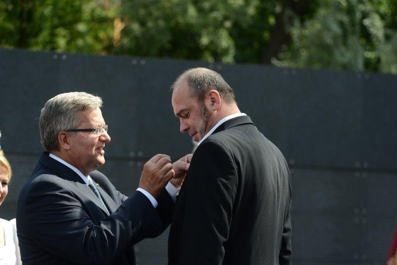 Malejonek iBudzyński odznaczeni przezPrezydenta!