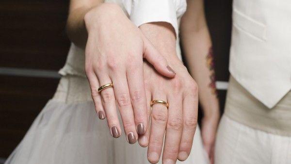 Małżeństwo!