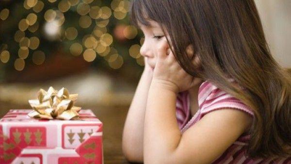 Mamo! Skąd ten prezent?